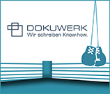 Get in the ring - Schema Power von Dokuwerk auf Tagung